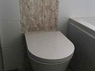 bathroom project fareham