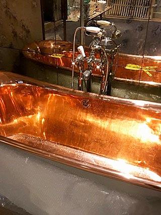 surrey hotel bathrooms refurb