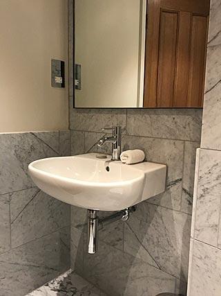 new hotel bathrooms richmond