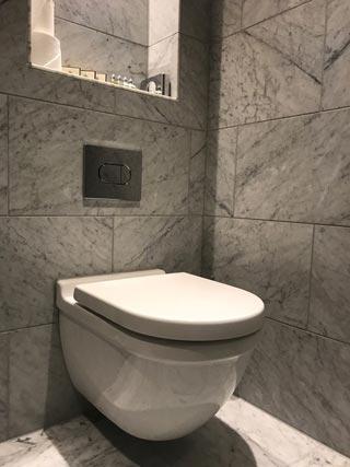 Bathrooms refurbished in Richmond, Surrey