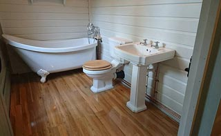 bathroom installers hampshire - illustration